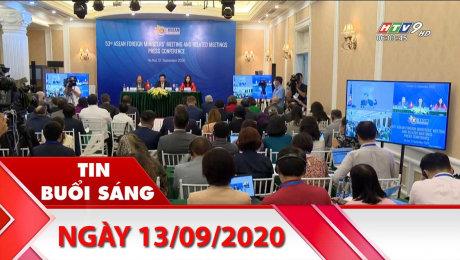 Xem Clip Bản Tin Buổi Sáng 13/09/2020 HD Online.