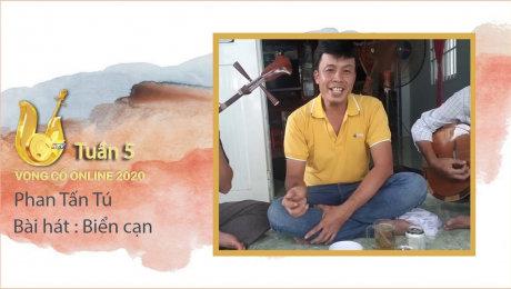 Xem Show TV SHOW Vọng Cổ Online 2020 Tuần 5 : Phan Tấn Tú - Biển cạn HD Online.
