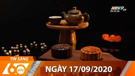Xem Clip Bản Tin 60s 17/09/2020 HD Online.