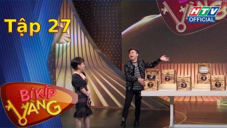 Xem Show TV SHOW Bí Kíp Vàng Tập 27 : Quốc Đại, Tố My, Tiết Cương và những bí quyết ăn ngon HD Online.