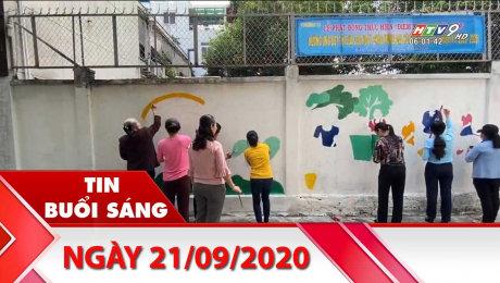 Bản Tin Buổi Sáng 21/09/2020