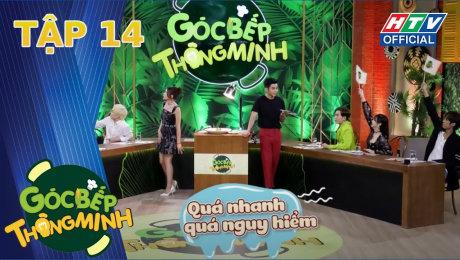 Xem Show TV SHOW Góc Bếp Thông Minh Tập 14 : Sam ghen tị khi Ali Hoàng Dương ôm Jun Phạm HD Online.
