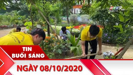 Xem Clip Bản Tin Buổi Sáng 08/10/2020 HD Online.