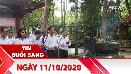 Bản Tin Buổi Sáng 11/10/2020