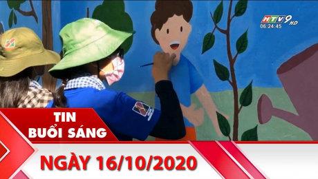 Xem Clip Bản Tin Buổi Sáng 16/10/2020 HD Online.