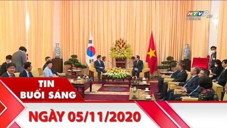 Xem Clip Bản Tin Buổi Sáng 05/11/2020 HD Online.