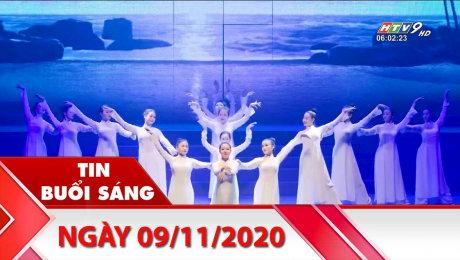 Xem Clip Bản Tin Buổi Sáng 09/11/2020 HD Online.
