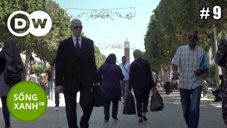Xem Show TRUYỀN HÌNH THỰC TẾ Sống Xanh Tập 09 : Tunisia - New Technology for a Green Future HD Online.