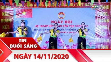 Xem Clip Bản Tin Buổi Sáng 14/11/2020 HD Online.