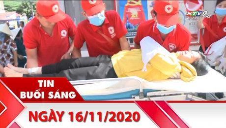 Xem Clip Bản Tin Buổi Sáng 16/11/2020 HD Online.