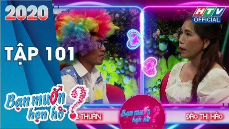 Xem Show TV SHOW Bạn Muốn Hẹn Hò 2020 Tập 101 :  Anh chỉ thích mặc quần soóc đi khắp thế gian HD Online.
