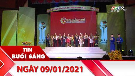 Xem Clip Bản Tin Buổi Sáng 09/01/2021 HD Online.