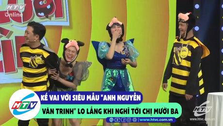 """Xem Show CLIP HÀI Kề vai với Siêu Mẫu """"anh Nguyễn Văn Trinh"""" lo lắng khi nghĩ tới Chị Mười Ba HD Online."""