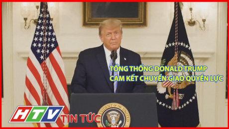 Xem Clip Tổng Thống Donald Trump Cam Kết Chuyển Giao Quyền Lực HD Online.