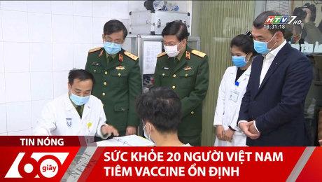Sức Khỏe 20 Người Việt Nam Tiêm Vaccine Covid-19 Liều Cao Nhất Ổn Định