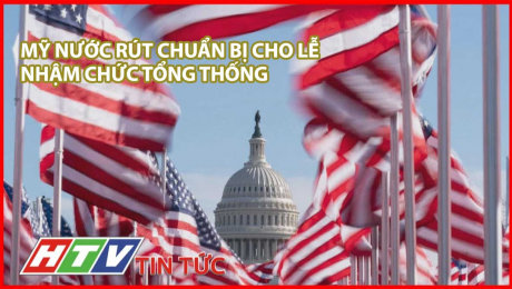 Mỹ Nước Rút Chuẩn Bị Cho Lễ Nhậm Chức Tổng Thống