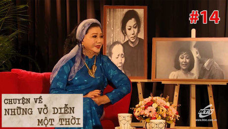"""Xem Show TV SHOW Chuyện Về Những vở Diễn Một Thời Tập 14 : NSND Kim Cương và vở diễn """"Bông Hồng Cài Áo"""" HD Online."""