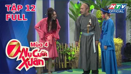Xem Show TV SHOW 7 Nụ Cười Xuân Mùa 4 Tập 12 : Ưng Hoàng Phúc tiết lộ chuyện mối tình đầu HD Online.