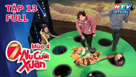 Xem Show TV SHOW 7 Nụ Cười Xuân Mùa 4 Tập 13 : Những tay búa cừ khôi HD Online.