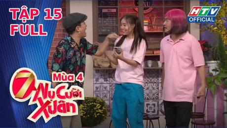 Xem Show TV SHOW 7 Nụ Cười Xuân Mùa 4 Tập 15 : Tổng hợp các tiết mục hài hước chưa lên sóng HD Online.
