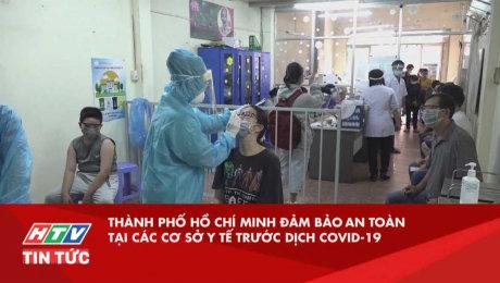Xem Clip Thành Phố Hồ Chí Minh Đảm Bảo An Toàn Tại Các Cơ Sở Y Tế Trước Dịch Covid-19 HD Online.