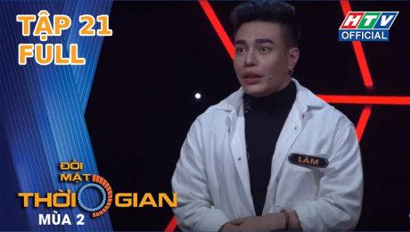 """Xem Show TV SHOW Đối Mặt Thời Gian Mùa 2 Tập 21 : Dương Lâm bị Đại Nghĩa phát hiện """"chơi ăn gian"""" HD Online."""