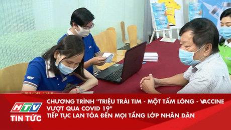 """Xem Video Clip Quỹ Chung Một Tấm Lòng Chương trình """"Triệu trái tim - Một tấm lòng - Vaccine vượt qua covid 19"""" HD Online."""