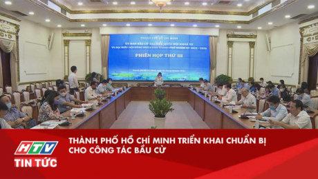 Thành Phố Hồ Chí Minh Triển Khai Chuẩn Bị Cho Công Tác Bầu Cử