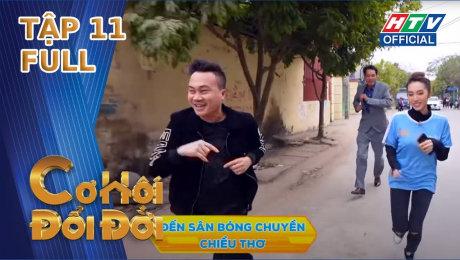 Xem Show TV SHOW Cơ Hội Đổi Đời Tập 11 : Vân Dung, Emily, Thành An thử thách với bóng HD Online.