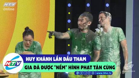 """Xem Show CLIP HÀI Huy Khánh lần đầu tham gia đã được """"nếm"""" hình phạt tận cùng HD Online."""