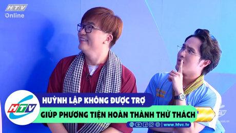 Xem Show CLIP HÀI Huỳnh Lập không được trợ giúp phương tiện hoàn thành thử thách HD Online.