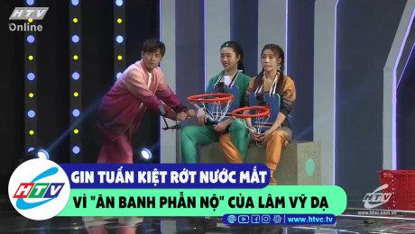 """Xem Show CLIP HÀI Gin Tuấn Kiệt rớt nước mắt vì ăn """"banh phẫn nộ"""" của Lâm Vỹ Dạ HD Online."""