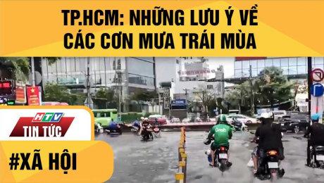 Xem Clip Thành Phố Hồ Chí Minh Tiếp Tục Có Mưa Trái Mùa HD Online.