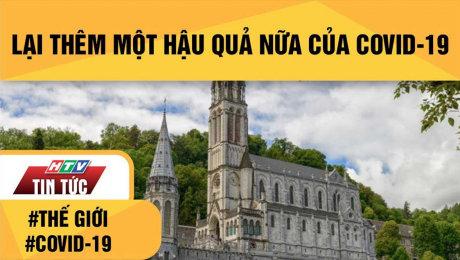 Xem Clip Pháp: Thánh Tích Lourdes Vắng Khách Hành Hương Vì Đại Dịch HD Online.