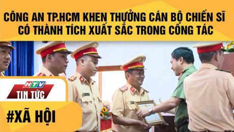 Xem Clip Công An TP.HCM Khen Thưởng Cán Bộ Chiến Sĩ Có Thành Tích Xuất Sắc Trong Công Tác HD Online.