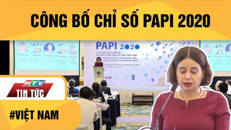 Xem Clip Công Bố Chỉ Số PAPI 2020 HD Online.