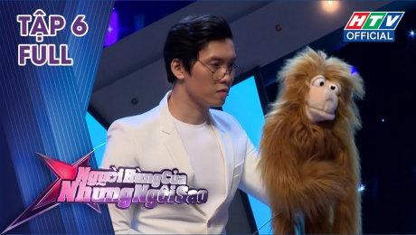 Xem Show TV SHOW Người Hùng Của Những Ngôi Sao Tập 06 : Trịnh Tú Trung rơi nước mắt trước bài rap về mẹ HD Online.