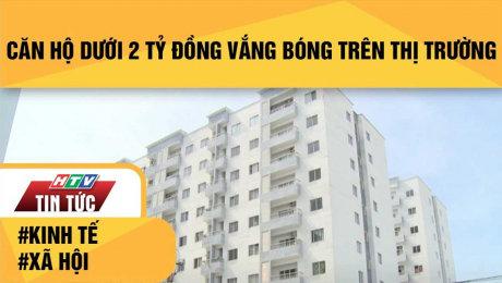 TP.HCM: Căn Hộ Dưới 2 Tỷ Đồng Vắng Bóng Trên Thị Trường
