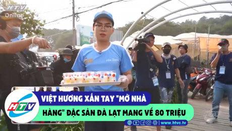 """Xem Show CLIP HÀI Việt Hương xắn tay """"mở nhà hàng"""" đặc sản Đà Lạt đem về 80 triệu HD Online."""