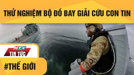 Xem Clip Thử Nghiệm Bộ Đồ Bay Giải Cứu Con Tin HD Online.