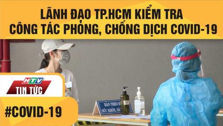 Xem Clip Lãnh Đạo TP.HCM Kiểm Tra Công Tác Phòng, Chống Dịch Covid-19 HD Online.