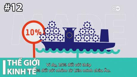 Xem Show TRUYỀN HÌNH THỰC TẾ Thế Giới Kinh Tế Tập 12 : Explainer - Trade war HD Online.