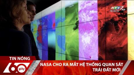 NASA Cho Ra Mắt Hệ Thống Quan Sát Trái Đất Mới