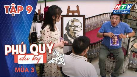 Xem Show TRUYỀN HÌNH THỰC TẾ Phú Quý Du Ký Mùa 3 Tập 09 : Ngôi nhà chai lọ HD Online.