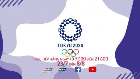 Trailer Olympic Tokyo 2020