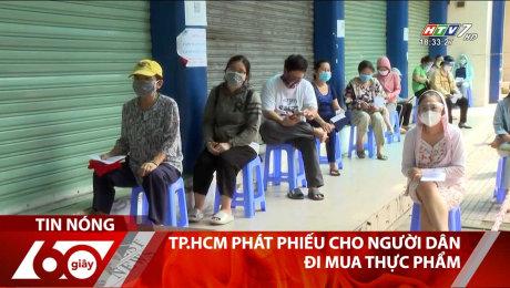 Xem Clip TP.HCM Phát Phiếu Cho Người Dân Đi Mua Thực Phẩm HD Online.