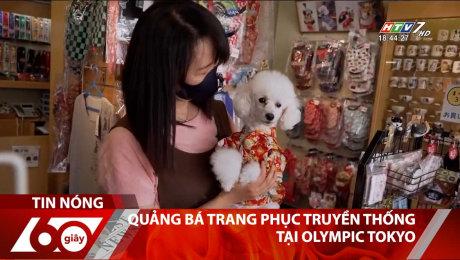 Quảng Bá Trang Phục Truyền Thống Tại Olympic Tokyo