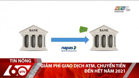 Giảm Phí Giao Dịch ATM, Chuyển Tiền Đến Hết Năm 2021