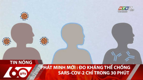 Xem Clip Phát Minh Mới : Đo Kháng Thể Chống Sars-Cov-2 Chỉ Trong 30 Phút HD Online.