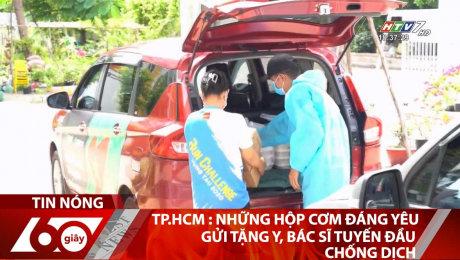 Xem Clip TP.HCM : Những Hộp Cơm Đáng Yêu Gửi Tặng Y, Bác Sĩ Tuyến Đầu Chống Dịch HD Online.